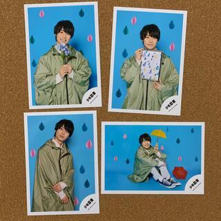 ジャニーズJr. - 少年忍者 檜山光成 グリーティングフォト 4枚セット 公式写真