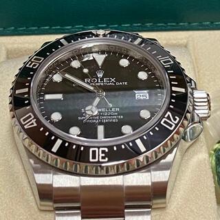 ロレックス(ROLEX)の【最終値下げ‼️】美品ロレックス 116600 シードゥエラー4000 鏡面(腕時計(アナログ))
