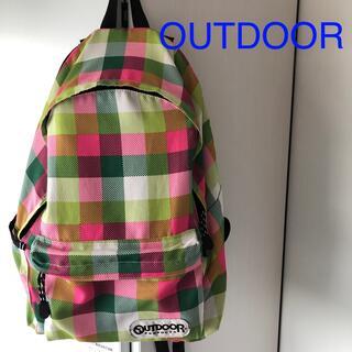OUTDOOR PRODUCTS - アウトドア outdoor リュック