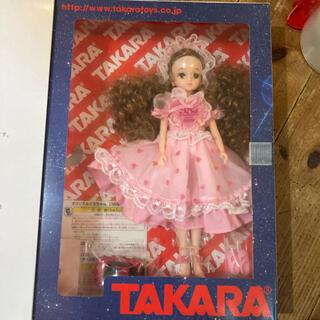 タカラトミー(Takara Tomy)のタカラ 2002 株主優待 リカちゃん人形(ぬいぐるみ/人形)