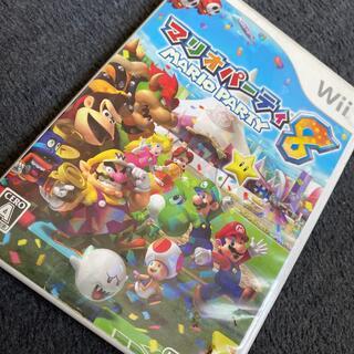 任天堂 - マリオパーティ8 Wii
