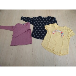 ギャップ(GAP)の子ども服まとめ売り 未使用(Tシャツ/カットソー)