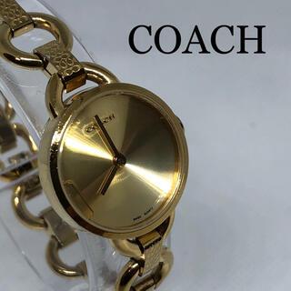 コーチ(COACH)の【COAHC コーチ】レディース腕時計 【稼働品】【匿名発送】(腕時計)