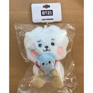 防弾少年団(BTS) - 公式 BT21 ベビー マスコット(MY LITTLE BUDDY) RJ