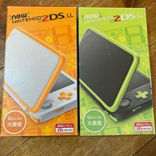 任天堂 - 美品 Nintendo 2DSLL  2点セット