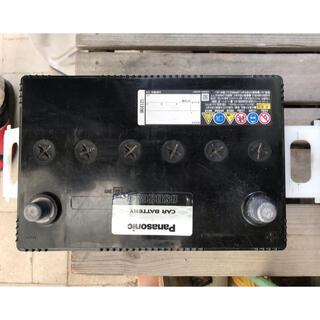 パナソニック(Panasonic)の85D26L バッテリー ジャンク(メンテナンス用品)