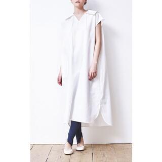 Drawer - 19SS YORI コードレーン マリンシャツ ワンピース