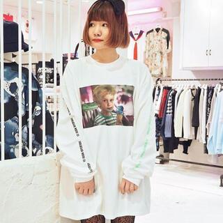ミルクボーイ(MILKBOY)の【ラッキー様専用】MILKBOYアイスクリーム ロンT 2019(Tシャツ/カットソー(七分/長袖))