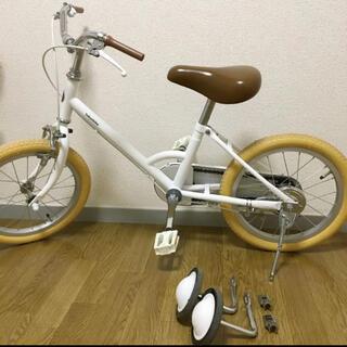 ルイガノ(LOUIS GARNEAU)の直接取引希望 little tokyo bike  16インチ キッズ(自転車)