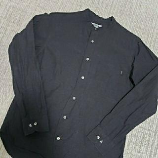 JOURNAL STANDARD - バンドカラー シャツ 長袖 OUGHT ジャーナルスタンダード取り扱い