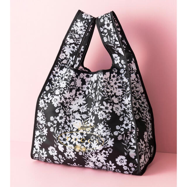 TOCCA(トッカ)の美人百花  5月号  トッカ  TOCCA  エコバッグ  付録のみ レディースのバッグ(エコバッグ)の商品写真