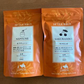 LUPICIA - ルピシア紅茶 ネプチューンとサクランボ