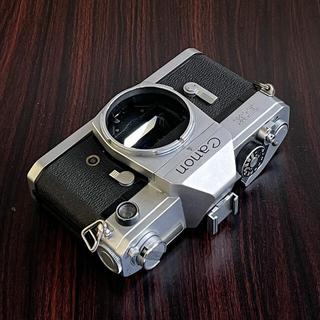 キヤノン(Canon)のCanon FX(フィルムカメラ)