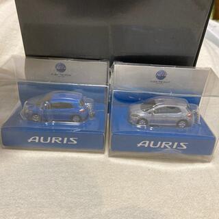 トヨタ(トヨタ)のトヨタ  オーリス AURIS ミニカー(ミニカー)