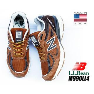 New Balance - L.L.Bean・New Balance M990LL4 MADE IN USA