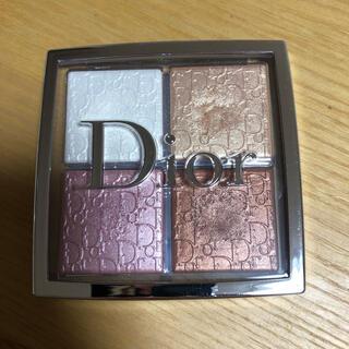 Dior - ディオール バックステージ フェイス グロウ パレット 001