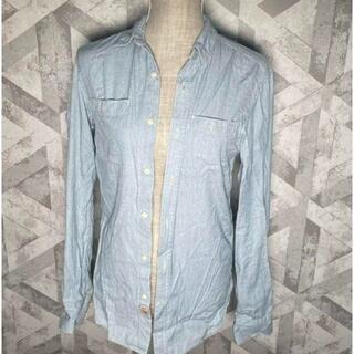 バナナリパブリック(Banana Republic)のシャツ バナナ・リパブリック メンズ ブルー ユニセックス XS(シャツ)