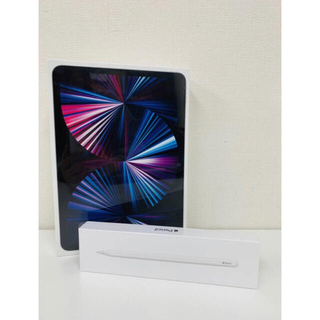 iPad - 新品iPad Pro 256GB Wi-Fiシルバー &Apple Pencil