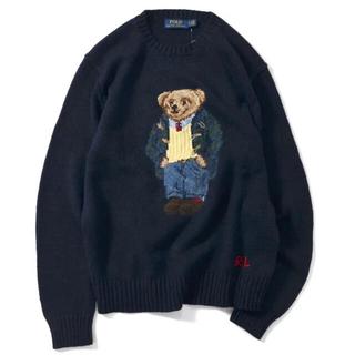 ポロラルフローレン(POLO RALPH LAUREN)のポロラルフローレン ポロベア セーター(ニット/セーター)