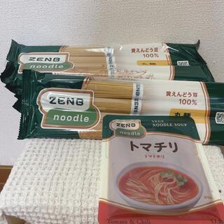 zenb ヌードル ✳︎ noodle5袋 トマチリ1袋(麺類)