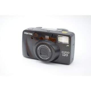 ペンタックス(PENTAX)の9100 動作品 Pentax ESPIO 120 ペンタックス(フィルムカメラ)