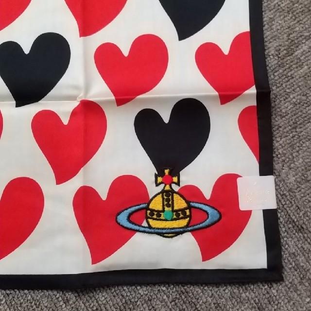 Vivienne Westwood(ヴィヴィアンウエストウッド)のVivienne Westwood 大判ハンカチ レディースのファッション小物(ハンカチ)の商品写真