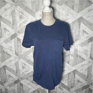 ジャーナルスタンダード(JOURNAL STANDARD)のTシャツ ジャーナルスタンダードトライセクト シャツ メンズ ネイビー Mサイズ(Tシャツ/カットソー(半袖/袖なし))