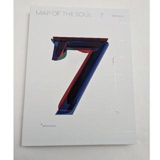 防弾少年団(BTS) - BTS MAP OF THE SOUL 7  ver.3 CD アルバム