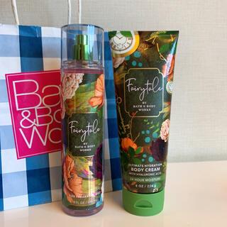 バスアンドボディーワークス(Bath & Body Works)の【新品】バスアンドボディワークス フェアリーテール(日用品/生活雑貨)
