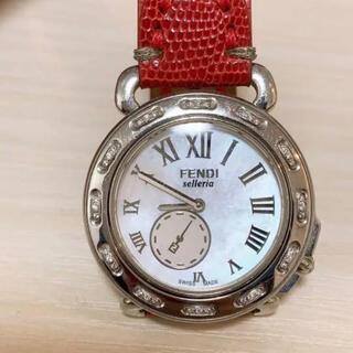 フェンディ(FENDI)のFENDI フェンディセレリア時計(ナナイロ様専用)(腕時計)