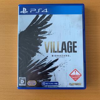 カプコン(CAPCOM)のバイオハザード ヴィレッジ PS4(家庭用ゲームソフト)