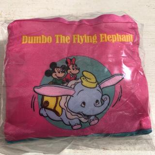 Disney - ディズニー カプセルトイ エコバッグ ピンク ダンボ