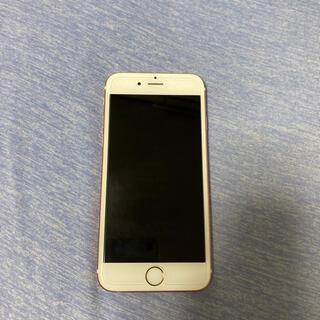 iPhone - iPhone6s simフリー ローズゴールド 32GB