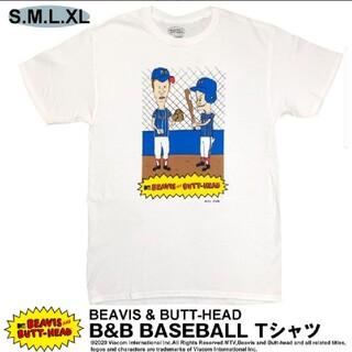 ビーバス・アンド・バットヘッド Tシャツ