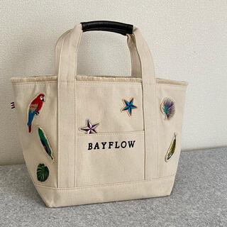 BAYFLOW - BAYFLOW/ベイフロー  トートバッグ