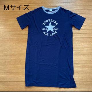 コンバース(CONVERSE)のコンバース ロングTシャツ M(Tシャツ(半袖/袖なし))