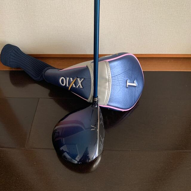 DUNLOP(ダンロップ)のゼクシオ8 レディースドライバー スポーツ/アウトドアのゴルフ(クラブ)の商品写真