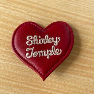 Shirley Temple - シャーリーテンプル クリップ赤