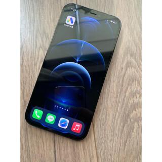 iPhone - iPhone 12 pro パシフィックブルー 256 GB SIMフリー