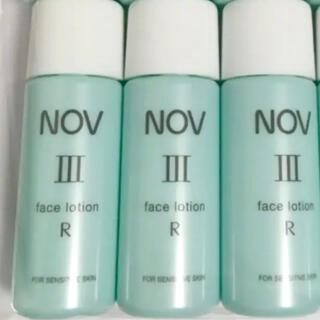 ノブ(NOV)のノブ Ⅲ フェイスローション R    3本(化粧水/ローション)