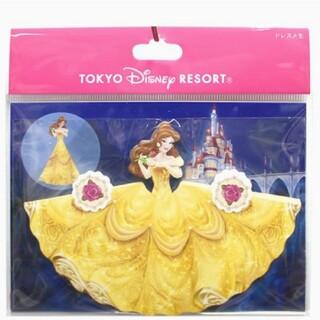 Disney - 東京ディズニーリゾート 美女と野獣 ベル ドレスメモ
