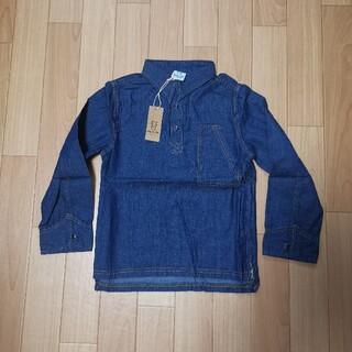 新品子どもシャツ130