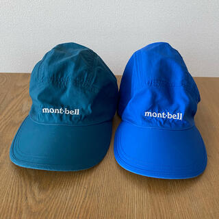 mont bell - mont-bell モンベル  フィールドキャップ Kid's