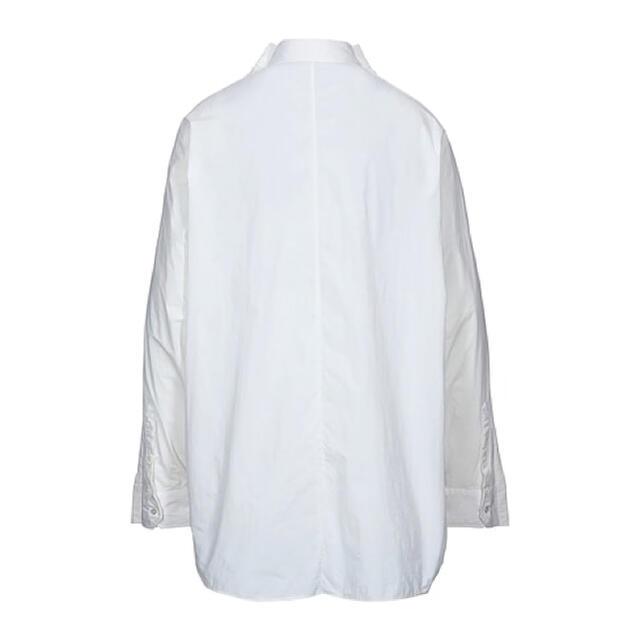Maison Martin Margiela(マルタンマルジェラ)のmaison margiera オーバーフィットナイロンシャツ メンズのトップス(シャツ)の商品写真