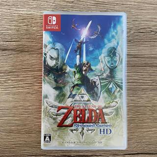 Nintendo Switch - ゼルダの伝説 スカイウォードソード HD Switch 中古