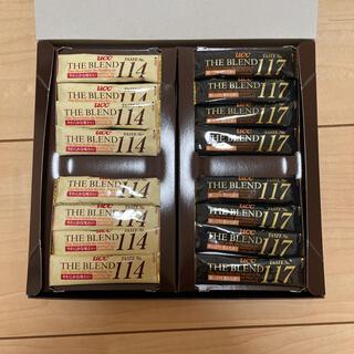 ユーシーシー(UCC)のユーシーシー インスタントコーヒー 16本(コーヒー)
