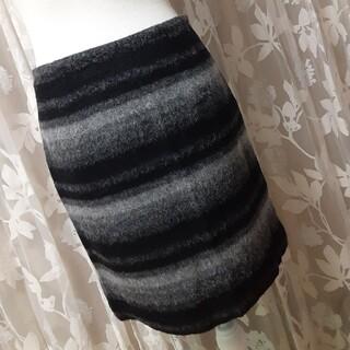 エムプルミエ(M-premier)のM-PREMIER COUTURE スカート 36(ひざ丈スカート)