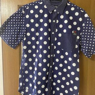 ローリングクレイドル(ROLLING CRADLE)のROLLING CRADLE ロリクレ ドット シャツ(Tシャツ/カットソー(半袖/袖なし))