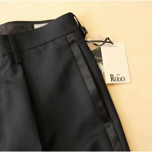Jil Sander(ジルサンダー)のTHE RERACS タキシードパンツ メンズのパンツ(スラックス)の商品写真