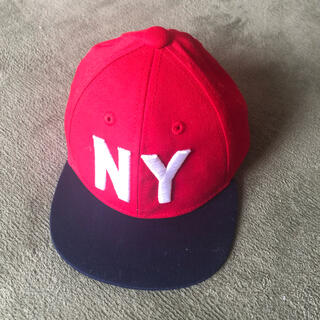 ミキハウス(mikihouse)のミキハウス ピクニック キャップ 帽子42(帽子)